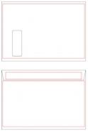Ikkunakuori E4 95x35 valkoinen PEFC  500kpl/ltk