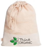 Ostoskassi Halfar reusable bag ORGANIC