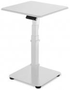 Sähköpöytä GetUpDesk Single 600x600mm  valkoinen