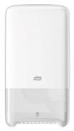 WC-paperiannostelija Tork Twin Mid-size T6  valkoinen 557500