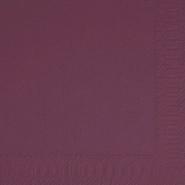 Lautasliina Duni 24x24cm 2-krs luumu  300kpl/pkt