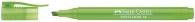 Korostuskynä Faber-Castell Textliner 38  vihreä