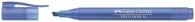 Korostuskynä Faber-Castell Textliner 38  sininen