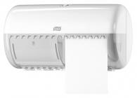 WC-paperiannostelija Tork T4 perinteiselle  rullalle valkoinen 557000