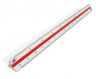 Suhdeviivain FC 853/B 1:100/200/250/300/400/  500 30cm