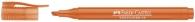 Korostuskynä Faber-Castell Textliner 38  oranssi