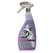 Desinfioiva puhdistusaine Cif Professional  2in1 750ml