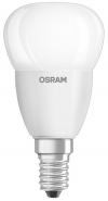 LED-lamppu Classic P 40 5W/827 FR E14