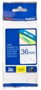 Brother P-touch-teippi TZe-263 36mm x 8m  sininen/valkoinen