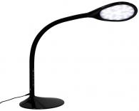Pöytävalaisin ProLite Zynk LED musta