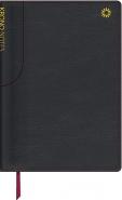 Ajasto Krono-muistikirja A5 musta