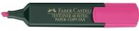 Korostuskynä Faber-Castell Textliner 48 rosa