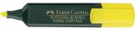 Korostuskynä Faber-Castell Textliner 48  keltainen