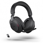 Jabra Evolve2 85 Link380A MS Stereo Headset  langaton musta