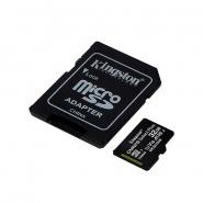 microSDHC-muistikortti Kingston SDCS2/32GB  UHS-I U1 / Class 10 adapterilla