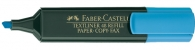Korostuskynä Faber-Castell Textliner 48  sininen