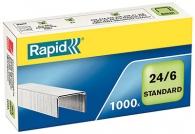 Nitomanasta Rapid 24/6 sinkitty 1000kpl/pkt