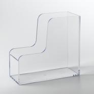 Lehtikotelo Palaset P-0801 lasinkirkas