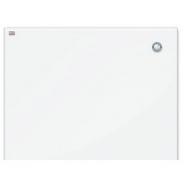 Lasikirjoitustaulu 80x60cm valkoinen