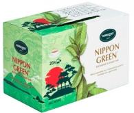 Nordqvist Nippon Green tee 20pss/pkt