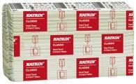 Käsipyyhe Katrin Classic C-Fold 2 keltainen  16pkt/säkki