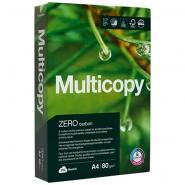 Kopiopaperi Multicopy Zero A4 80g 500ark/rsi