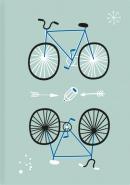 Ajasto Bike-muistikirja A5