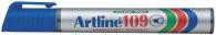 Huopakynä Artline 109 viisto 2-5mm sininen