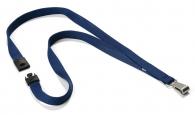 Kaulanauha Durable 8127 sininen 44cm  10kpl/pkt