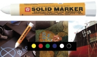 Maalikynä Sakura Solid Marker XSC-T punainen