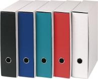Kotelomappi A4 8cm sininen
