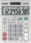 Pöytälaskin Casio MS-88ECO