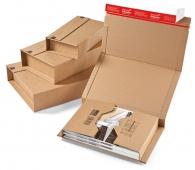 Postituskotelo Universal A4 ruskea  tarrasuljenta