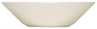 Teema Lautanen syvä 21cm valkoinen