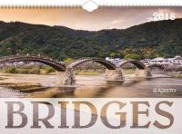 Seinäkalenteri Bridges 2018 UUTUUS