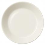 Teema Lautanen matala 15cm valkoinen