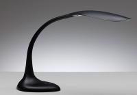 Pöytävalaisin Flexlite LED musta
