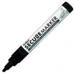 Peitehuopakynä Artline EKSC-4 Secure Marker  viisto 4,0mm musta