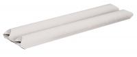 Postitusputki 750x70mm valkoinen