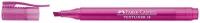 Korostuskynä Faber-Castell Textliner 38  pinkki