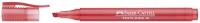 Korostuskynä Faber-Castell Textliner 38  punainen