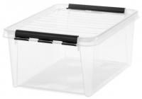 Säilytyslaatikko SmartStore Classic 15 kirkas 10kpl/ltk