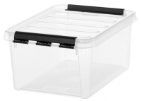 Säilytyslaatikko SmartStore Classic 10 kirkas 10kpl/ltk