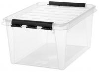 Säilytyslaatikko SmartStore Classic 31 kirkas 6kpl/ltk