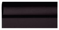 Pöytäliinarulla Dunicel 118cm musta 25m/rll