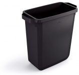 Roska-astia Durabin 60 litraa musta