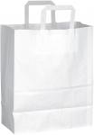 Paperikassi valkoinen 200kpl/ltk
