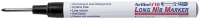 Pitkäkärkinen merkintäkynä Artline EK-7101,0mm musta
