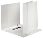Projektikansio Esselte A4+ 40mm valkoinen 2-renkainen