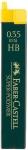 Irtolyijytuubi Faber-Castell 0,3mm/0,35mm HB